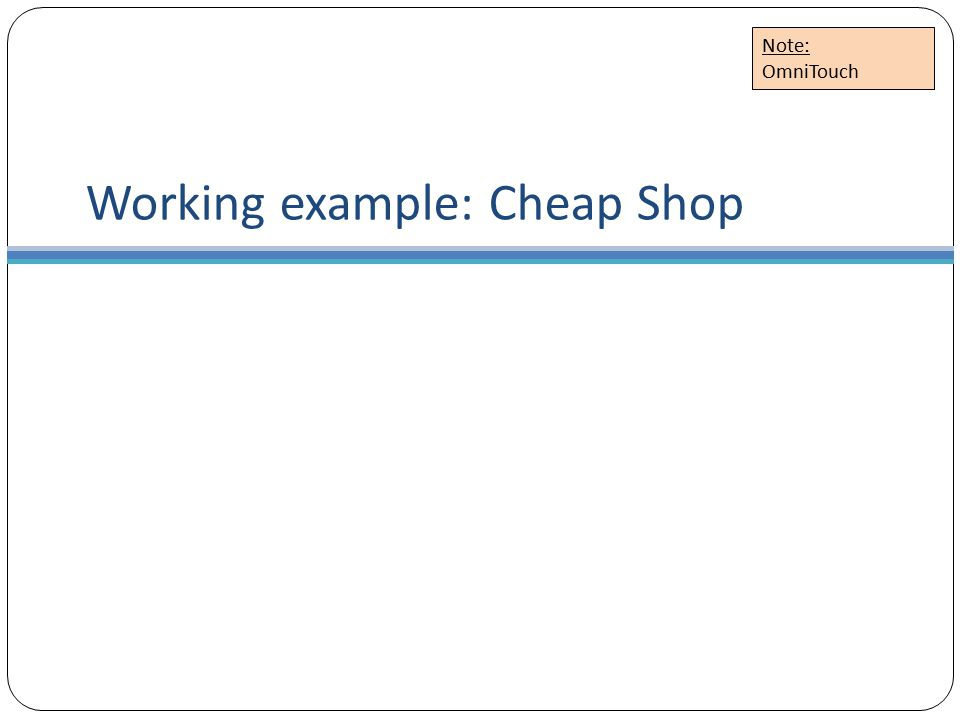 Phase 1: Developing good task descriptions 4.