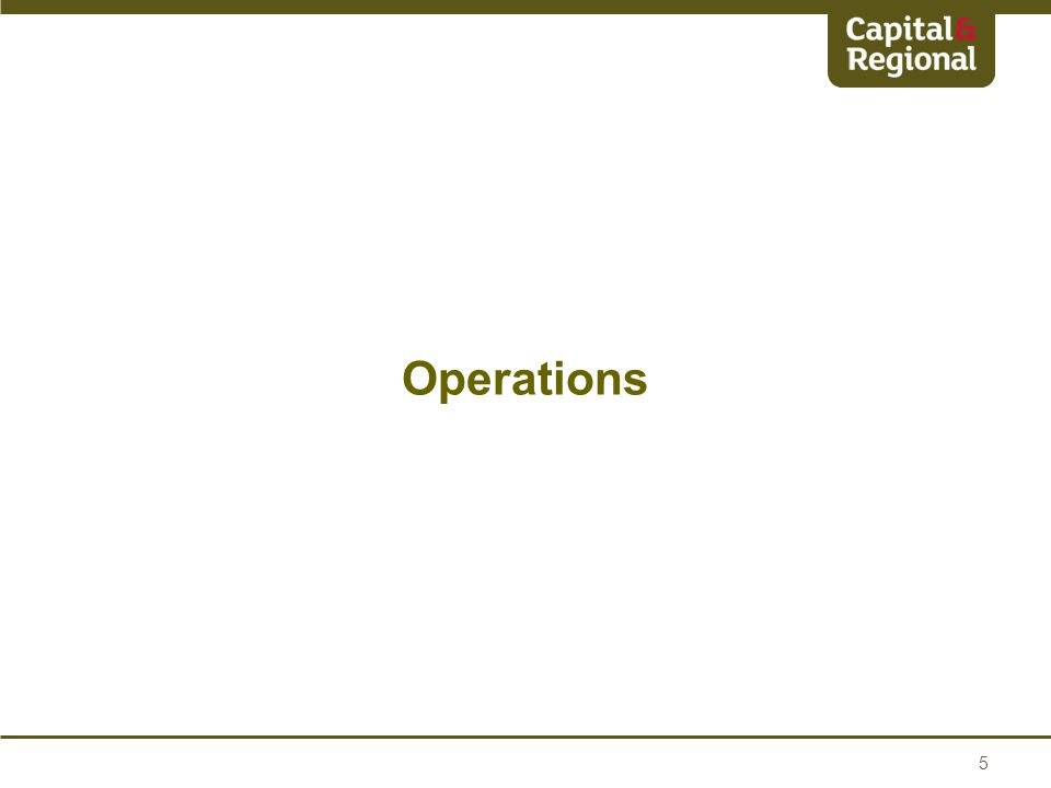 Operations 5