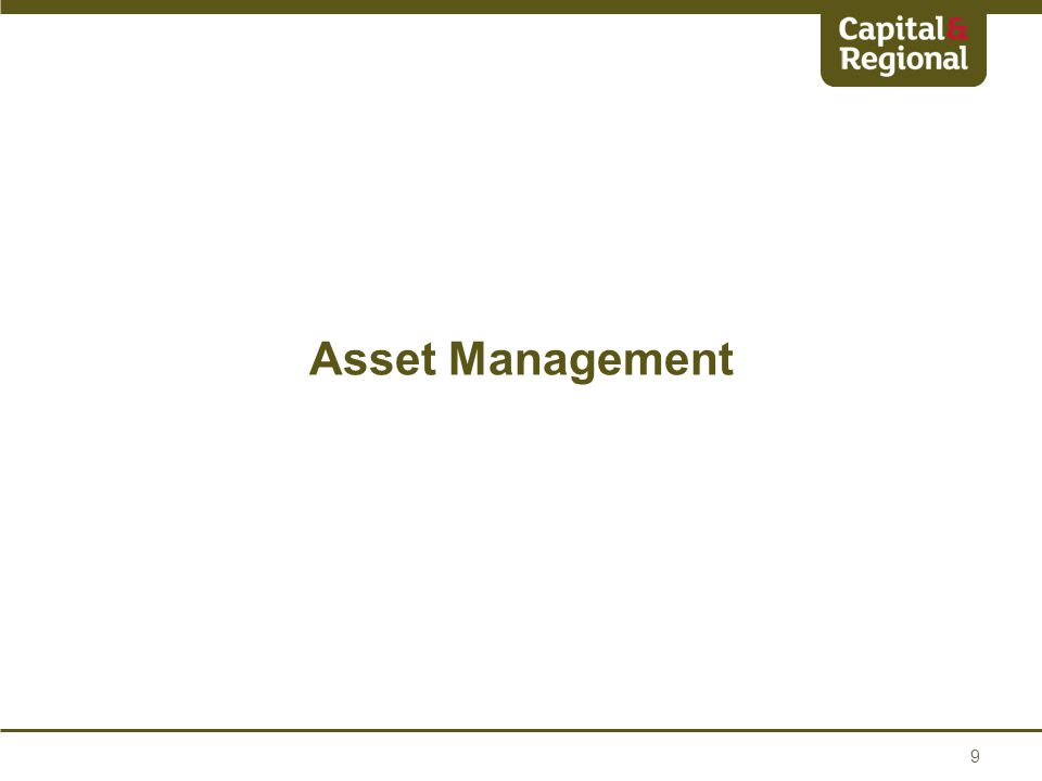 Asset Management 9