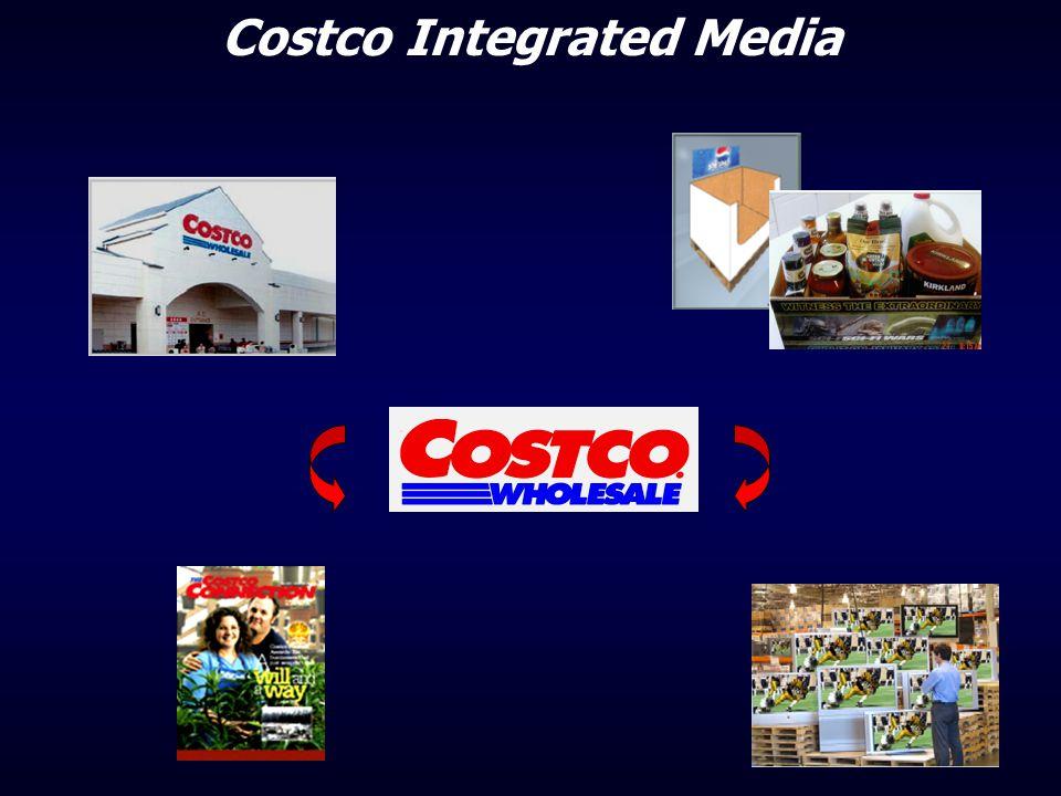 Costco Integrated Media