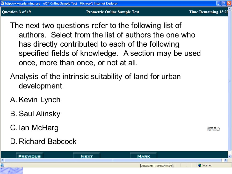The next two questions refer to the following list of authors.