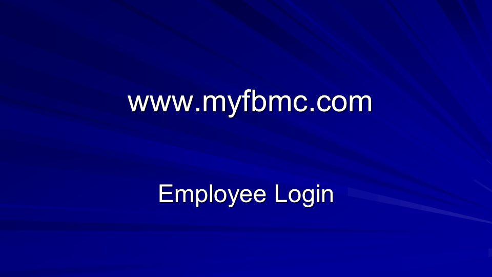 www.myfbmc.com Employee Login