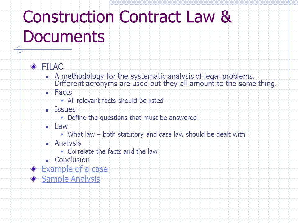Contracts Agreement between parties for provision of one thing for another Fundamental Elements are: Offer Acceptance Consideration Characterized by An intention by both parties to enter the agreement and, An ability to enter into the agreement