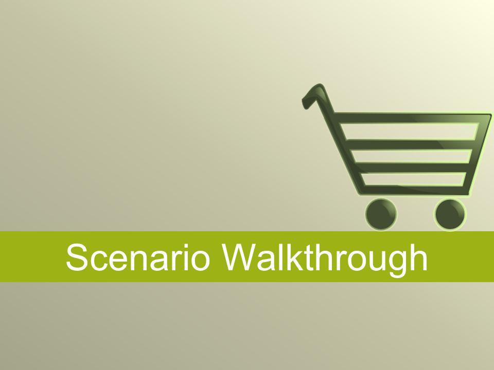 Scenario Walkthrough