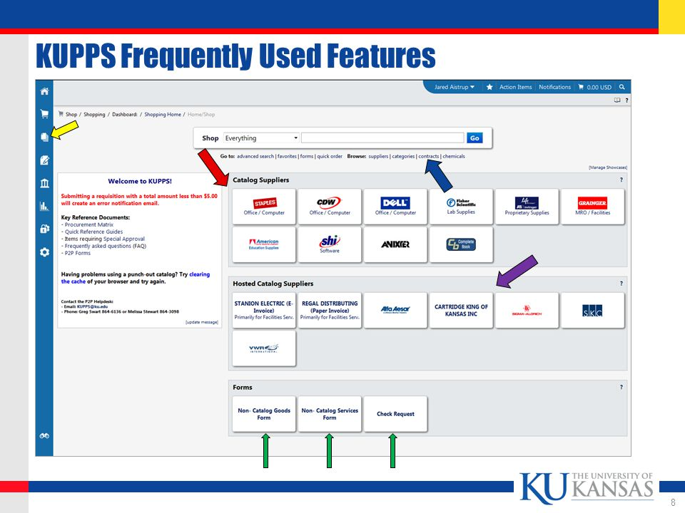 KUPPS Roles: Approvals Tab 29