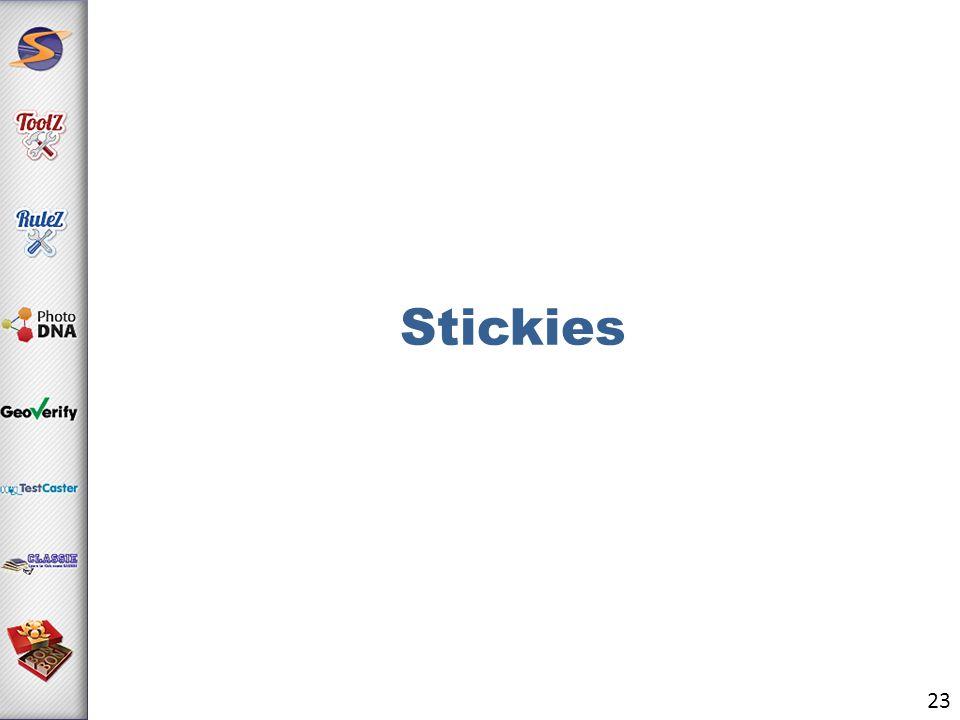 Stickies 23