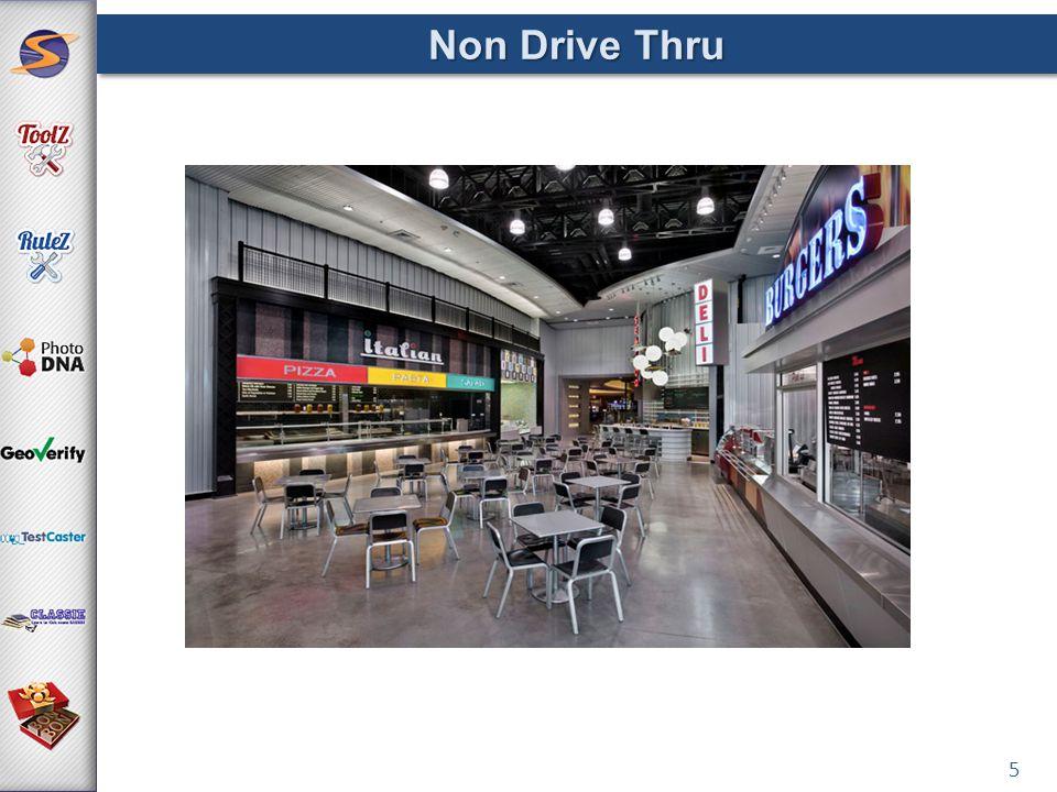 Non Drive Thru 5