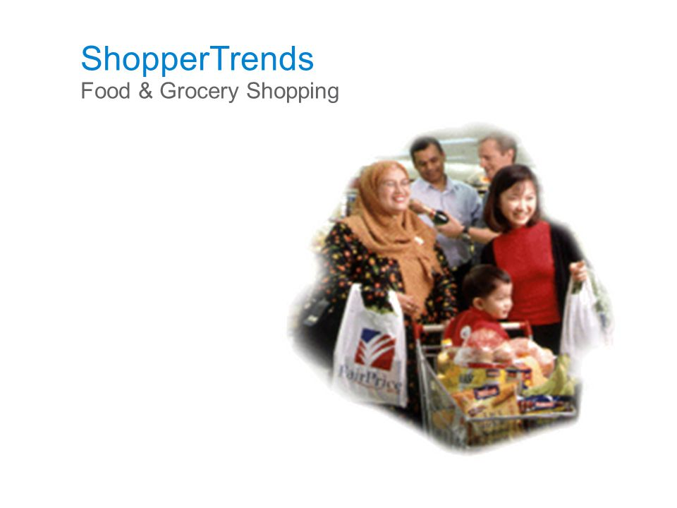 Case Study Analyse the research findings for the 2006 Singapore Shopper Trends study, and recommend the course of action for each of the following retail chains: – Sheng Siong – Shop n Save – FairPrice Your recommendations should be supported by the relevant research findings.