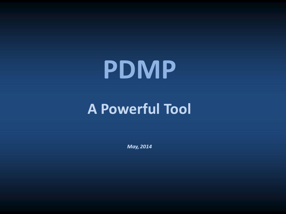 pdmp Two keys to prescription acquisition… The Prescriber The Dispenser