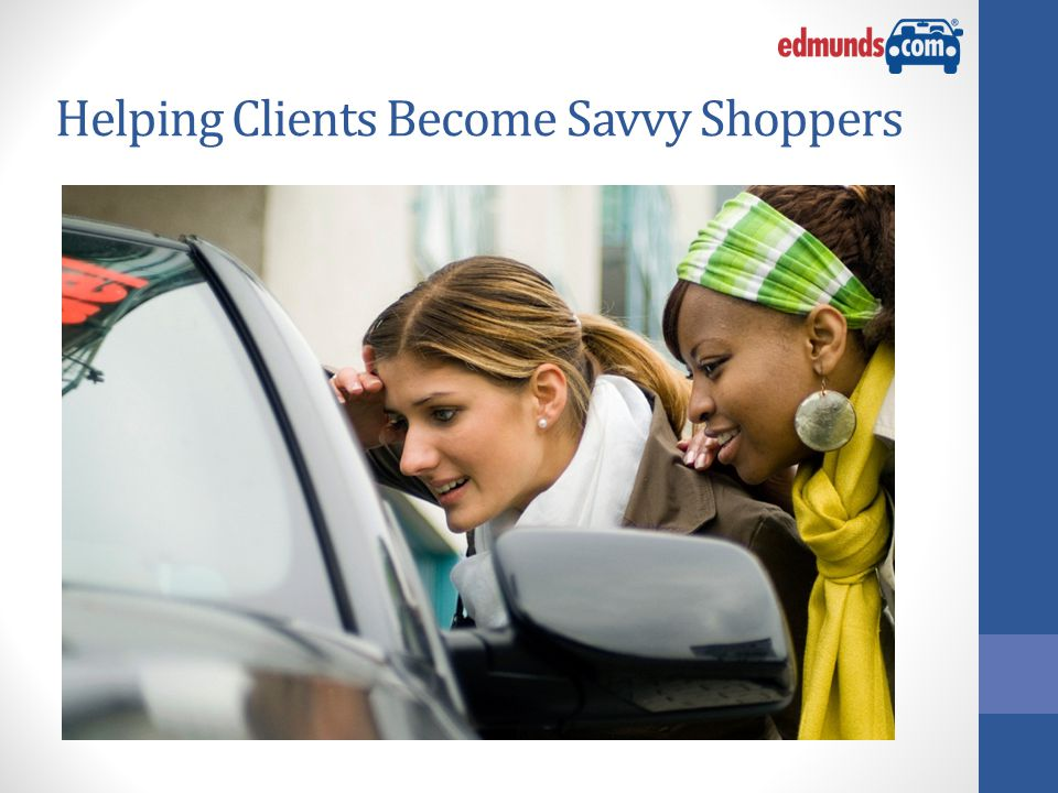 Helping Clients Become Savvy Shoppers