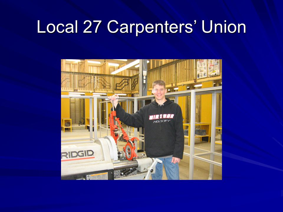 Local 27 Carpenters' Union