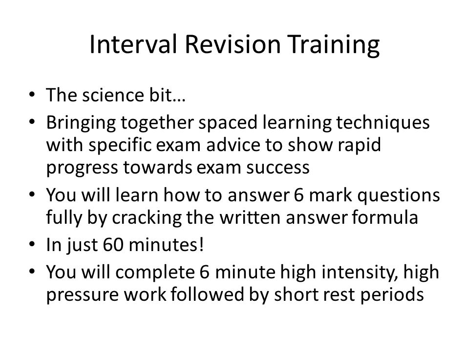 AWESOME JOB Don't forget to keep learning the keywords and testing yourself everyday Using the revision guides and past paper questions (with the mark scheme) AND get plenty of sleep to keep your brain well rested and drink plenty of water to keep your brain well hydrated.