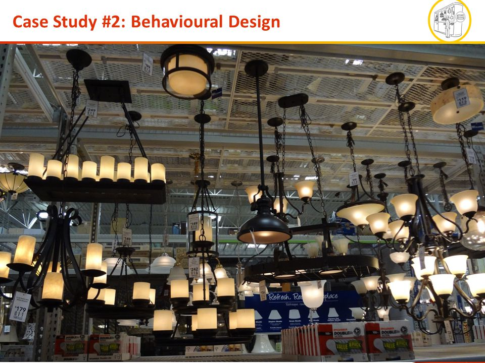 23 Case Study #2: Behavioural Design