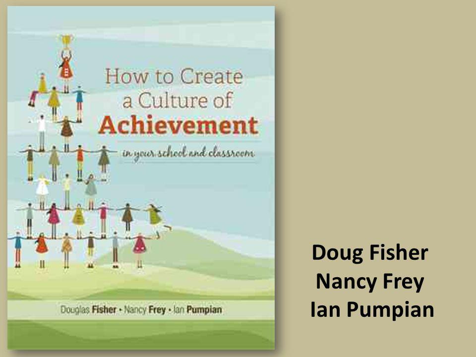 Doug Fisher Nancy Frey Ian Pumpian