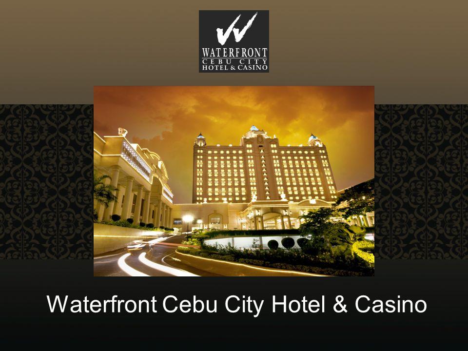 HOTEL ORIENTATOWaterfront Cebu City Hotel & Casino