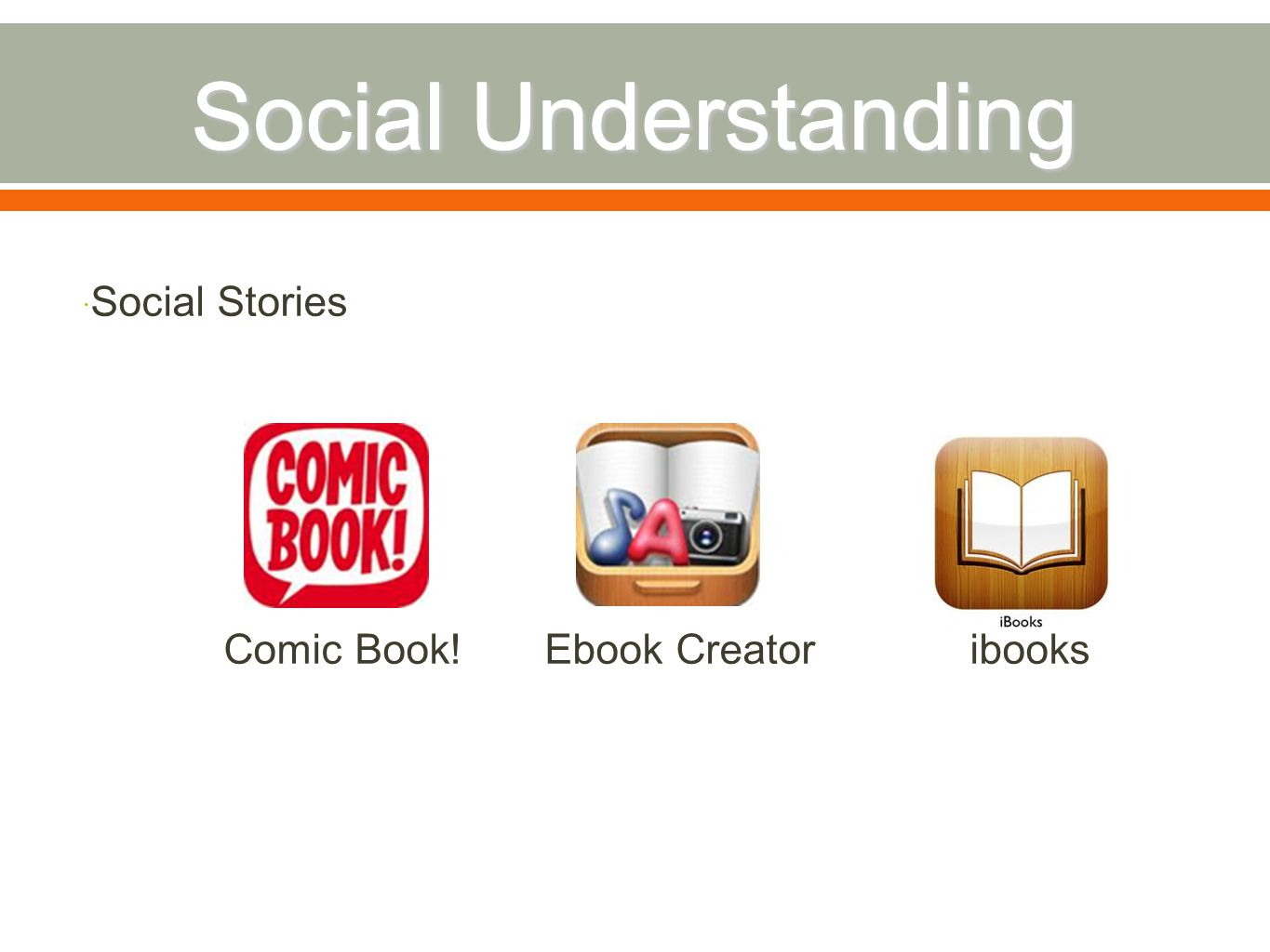  Social Stories Comic Book! Ebook Creatoribooks