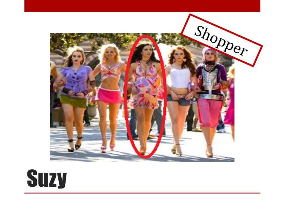 Suzy Shopper
