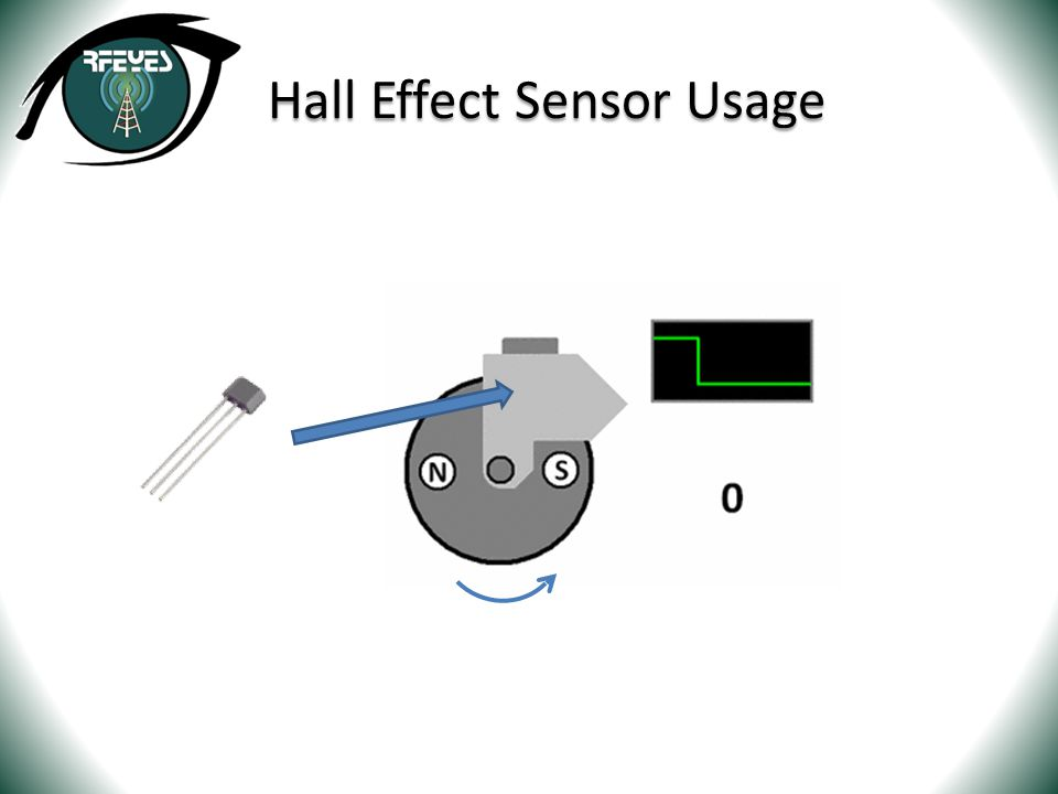 Hall Effect Sensor Usage