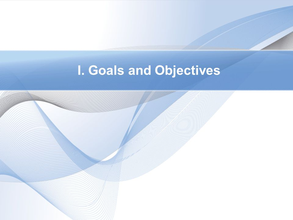 4 Goals and Objectives: Definitions  Goals: Goals are broad, general statements of what is to be accomplished.