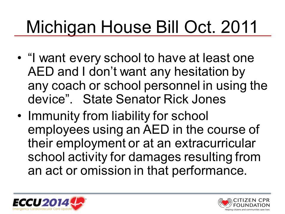 Michigan House Bill Oct.