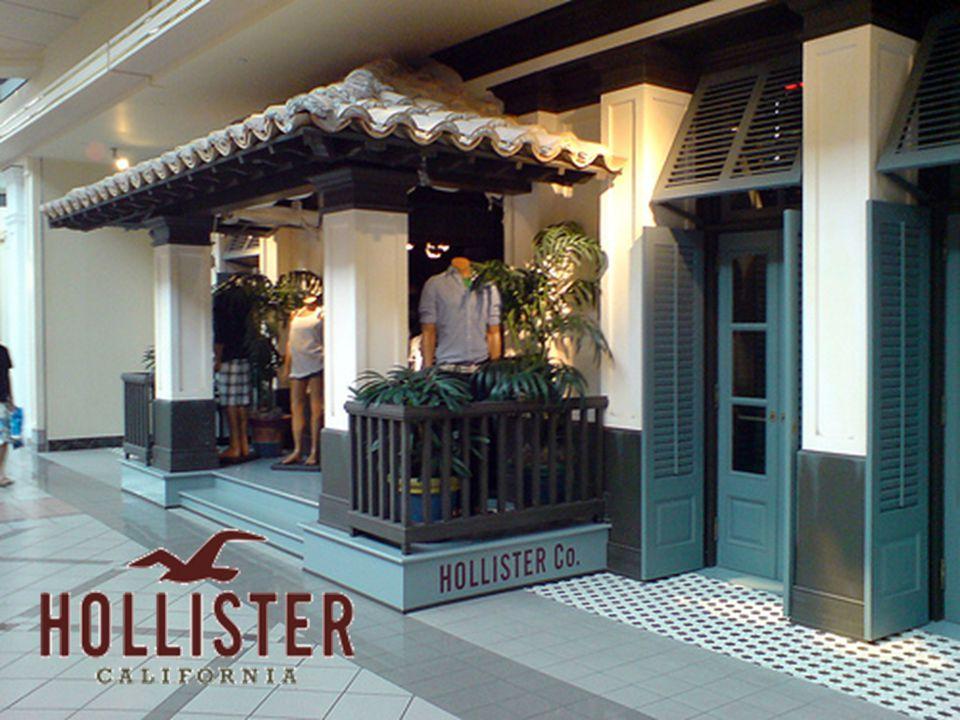 first hollister store