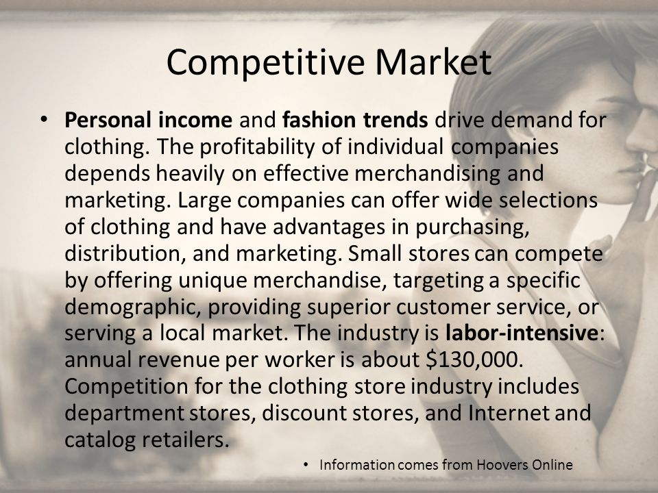 Internal Customers Sales Associates Managers Corporate Models