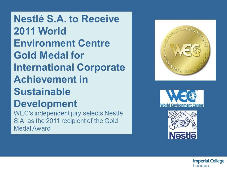 Nestlé S.A.