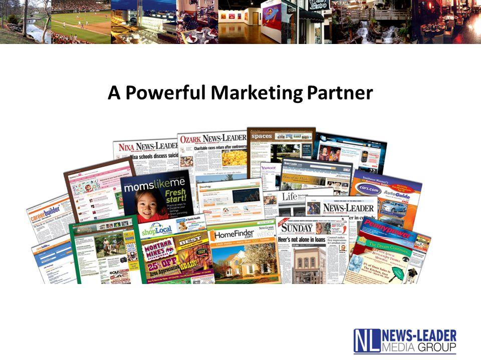 A Powerful Marketing Partner