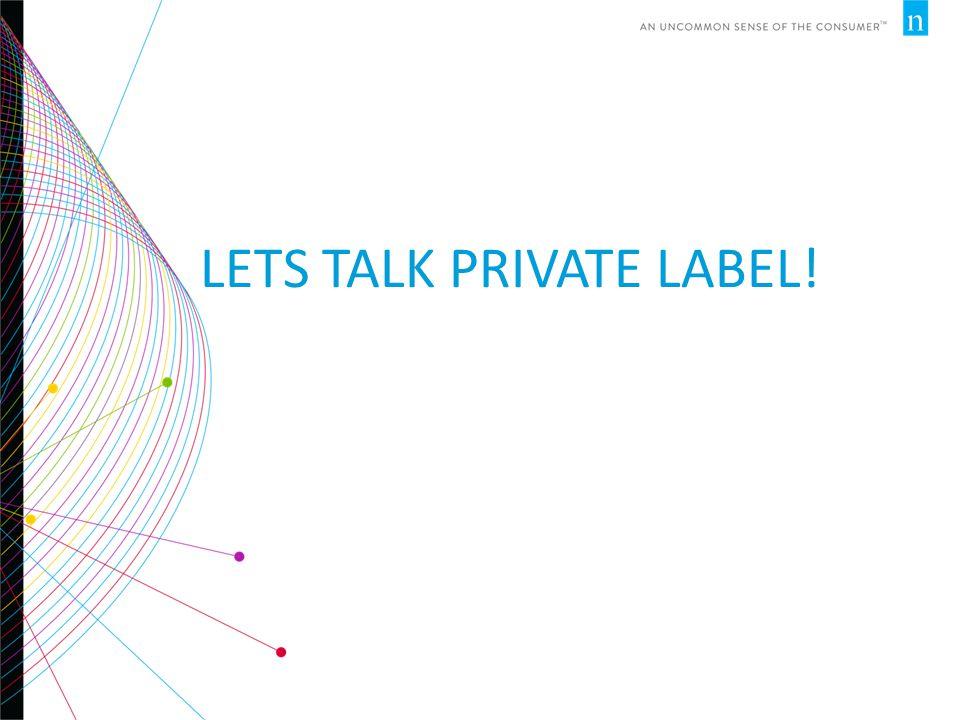 LETS TALK PRIVATE LABEL!