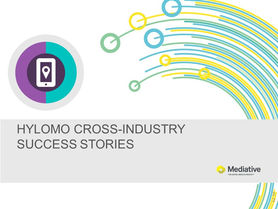 HYLOMO CROSS-INDUSTRY SUCCESS STORIES 22