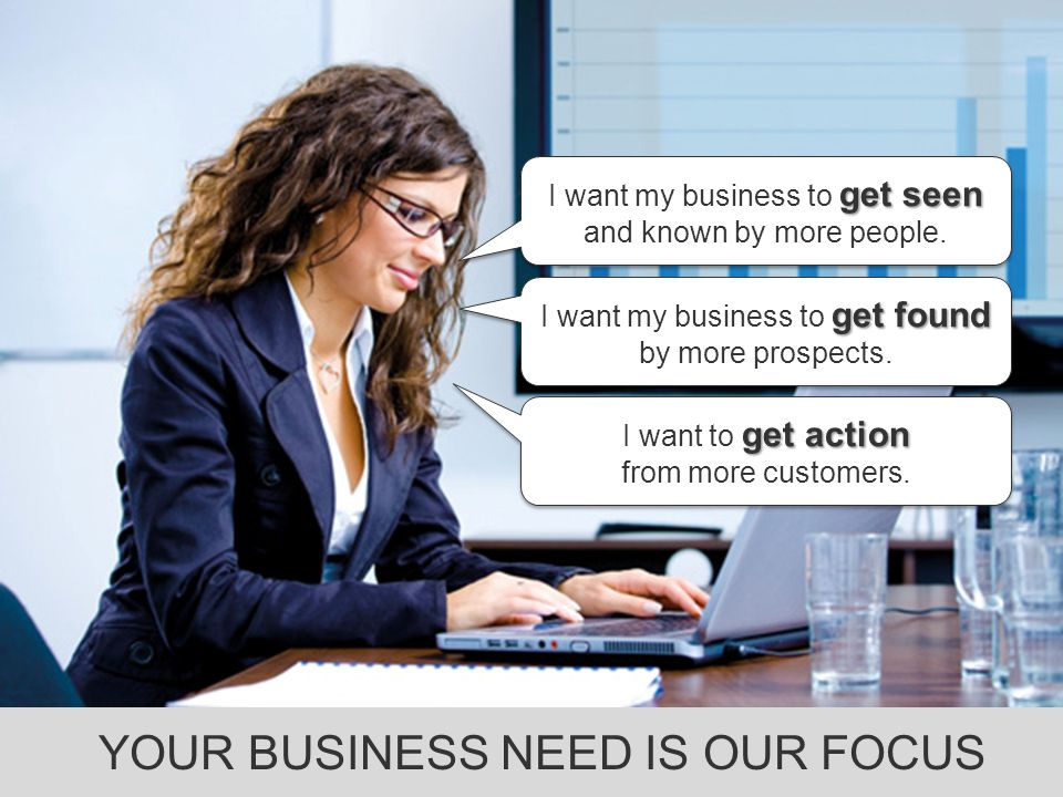 get seen I want my business to get seen and known by more people. get seen I want my business to get seen and known by more people. get found I want m