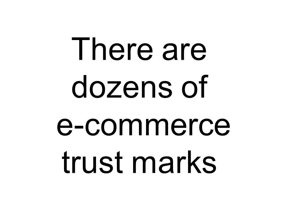Lawbreakers display more trust marks than anyone else