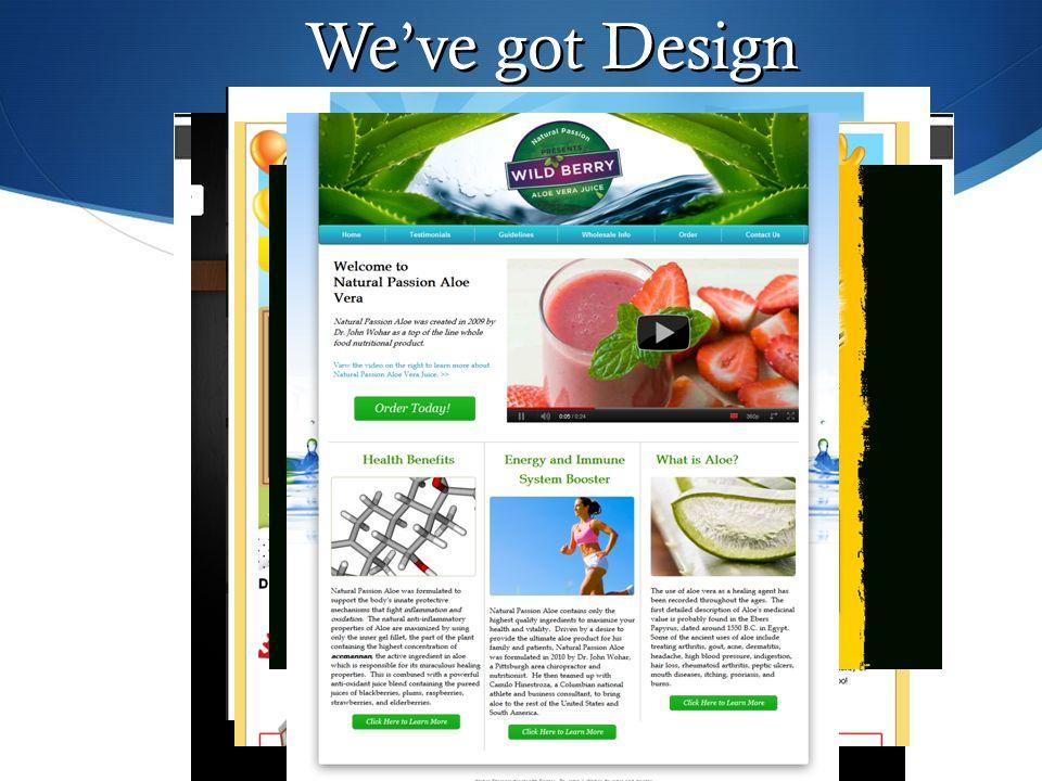We've got Design 38