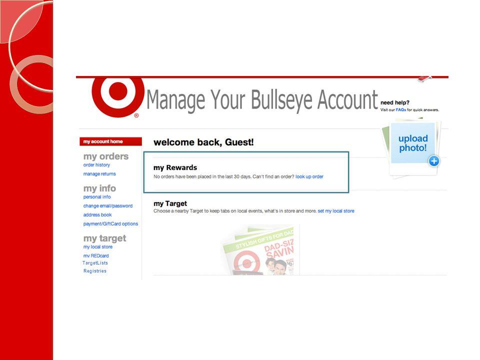 Registries TargetLists
