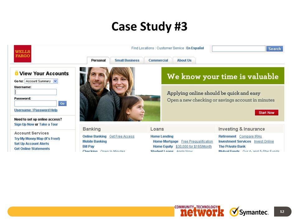 Case Study #3 12