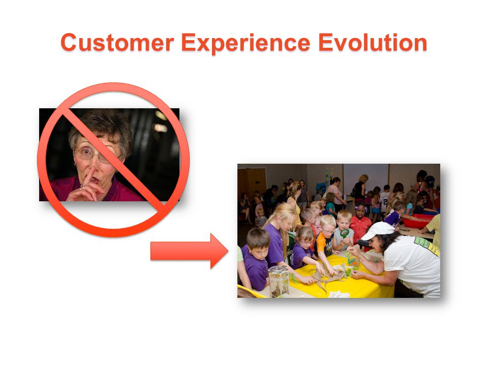 Customer Experience Evolution 8