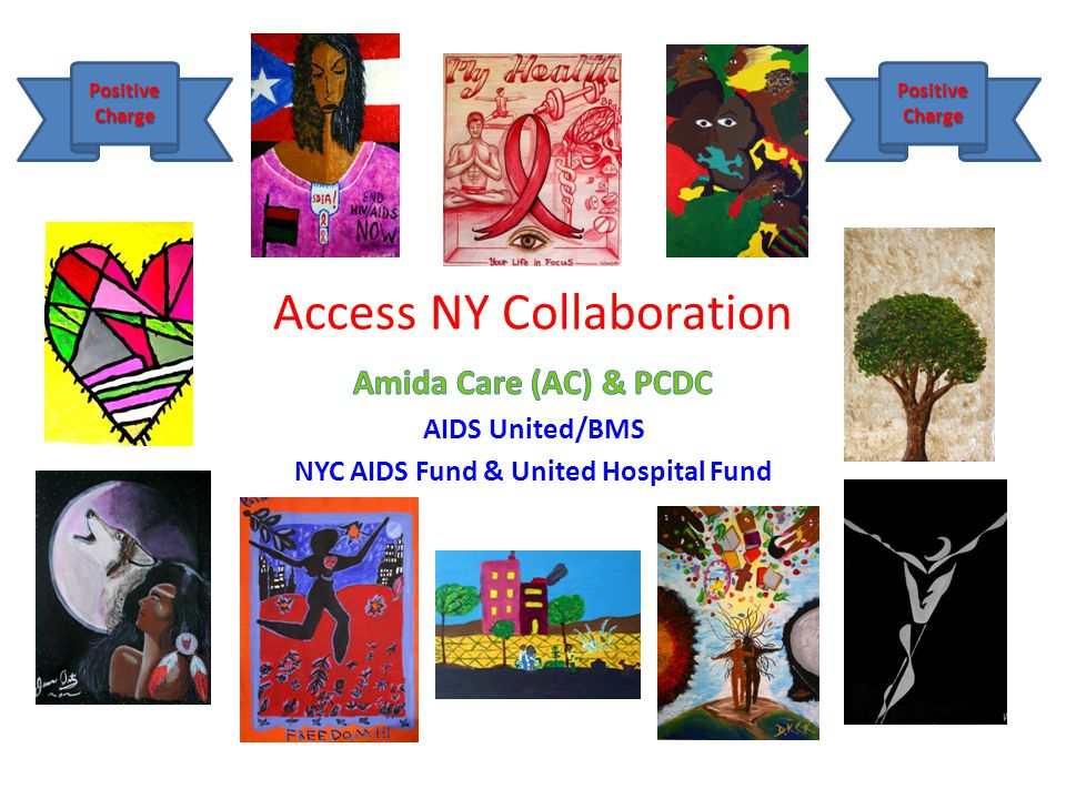 Access NY Collaboration Positive Charge