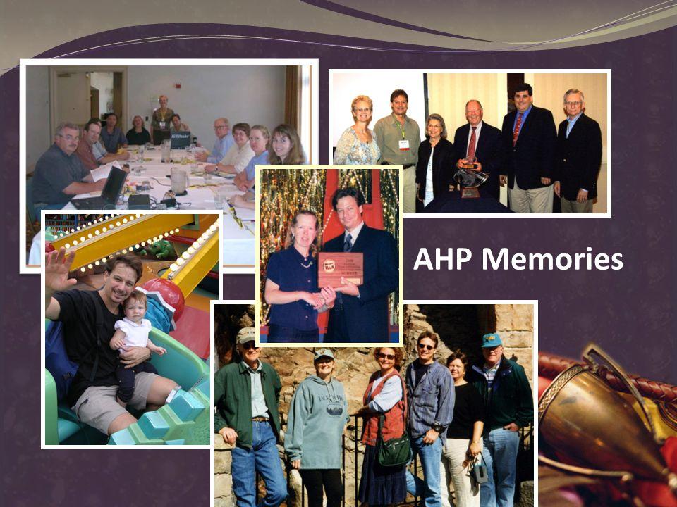 AHP Memories