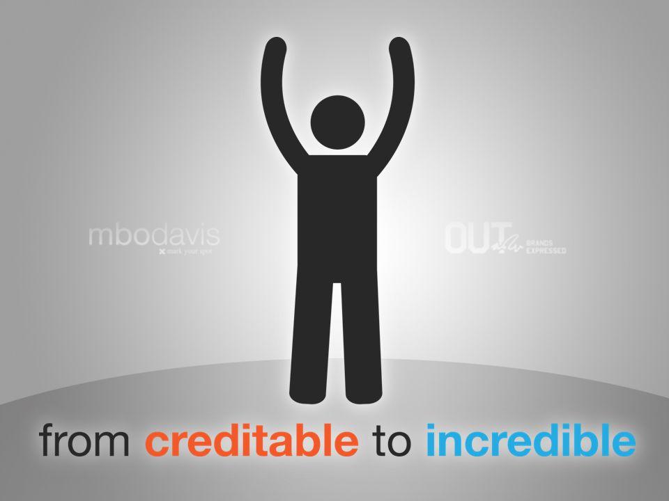 make your e-mail creditable