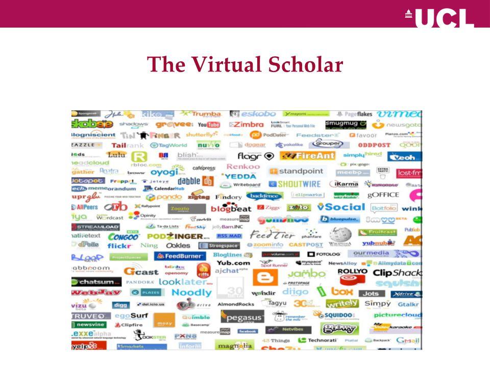 The Virtual Scholar