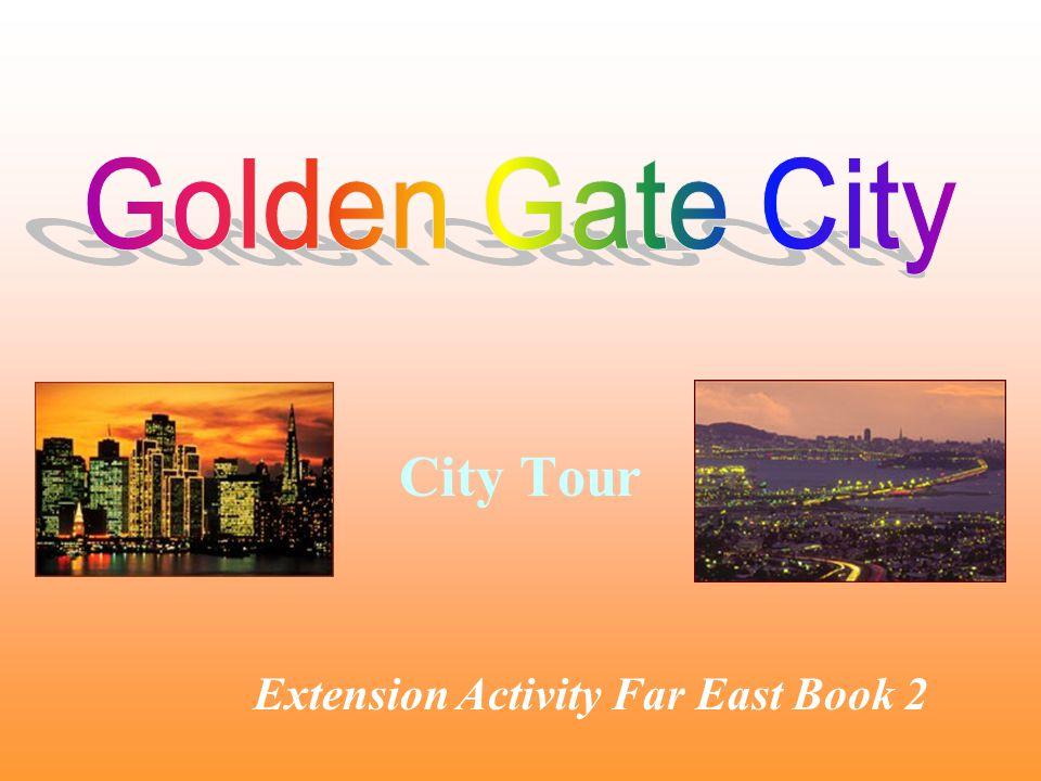 City Tour Extension Activity Far East Book 2