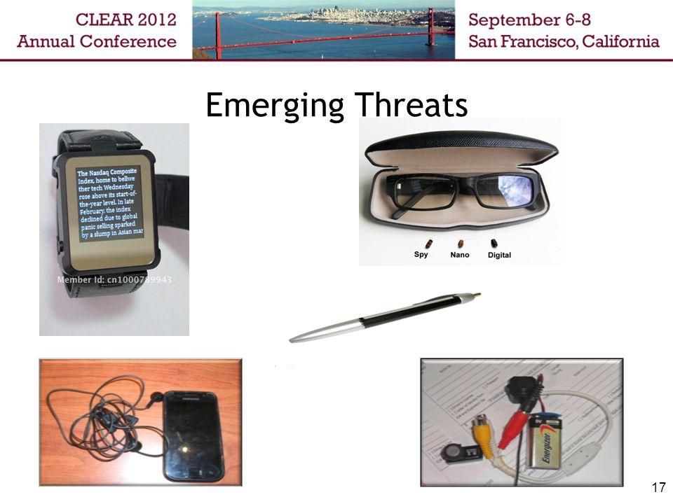 Emerging Threats 17