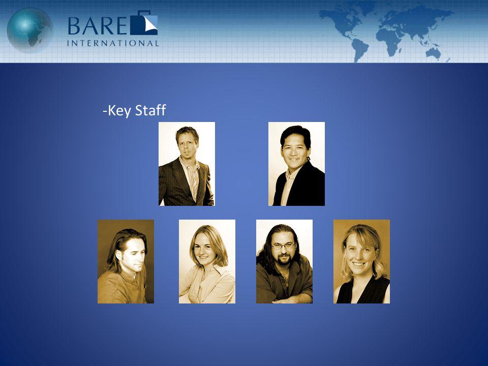-Key Staff