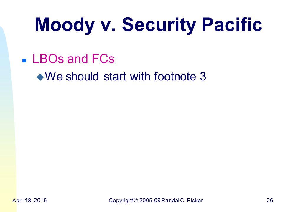 Moody v.