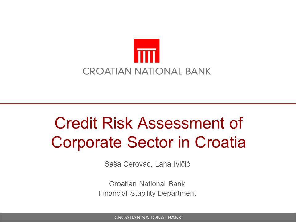 Model application II (debtors) Cumulative distribution of debt according to the origin of a creditor