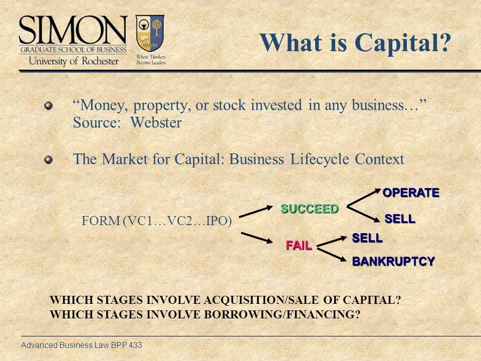 Advanced Business Law BPP 433 6.