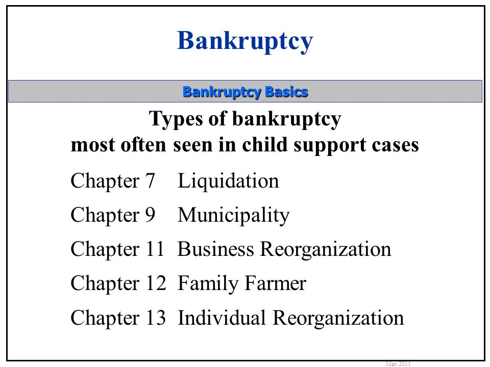 Bankruptcy Exercise Situation Chapter 7 91113 Credit reporting is allowable.