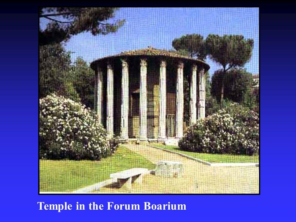 Temple in the Forum Boarium