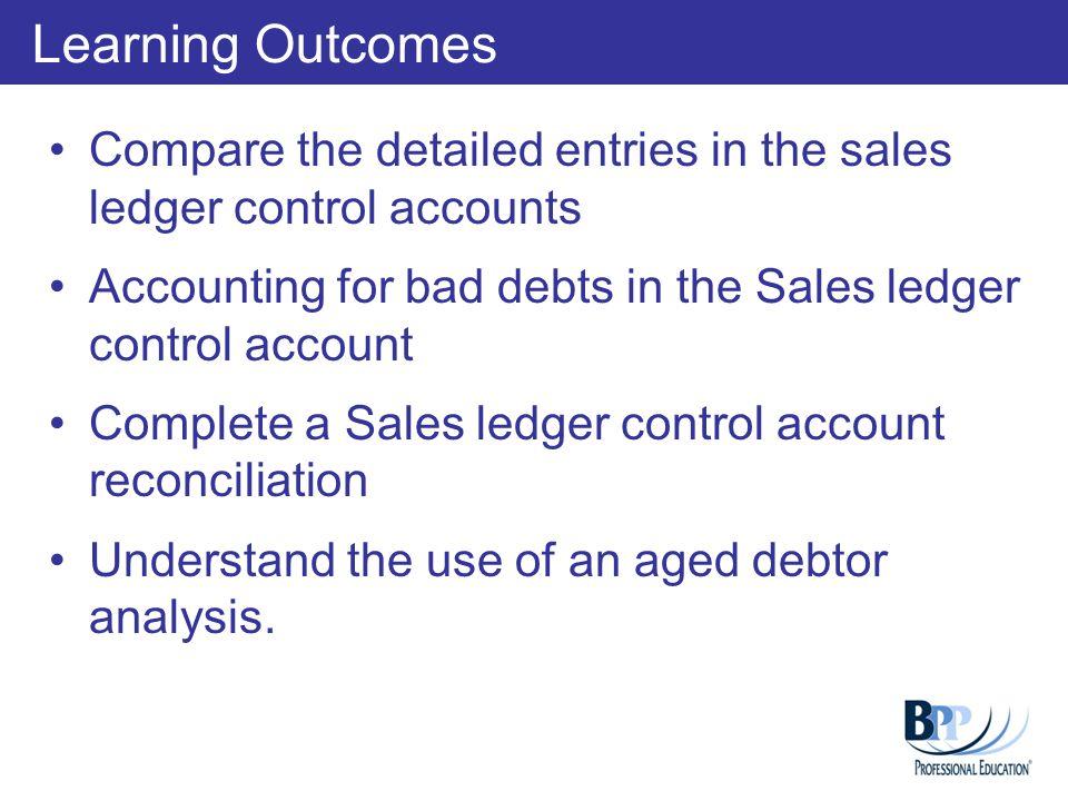 Sales ledger control account (SLCA)