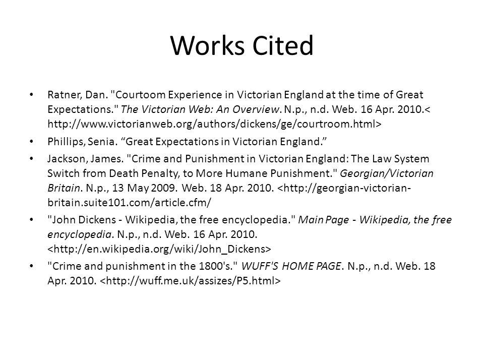 Works Cited Ratner, Dan.